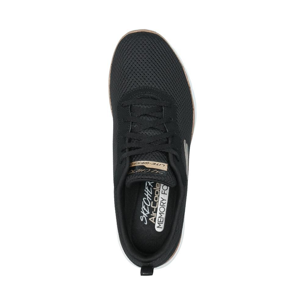 Zapatilla Running Mujer Skechers 13070-Bkrg image number 3.0