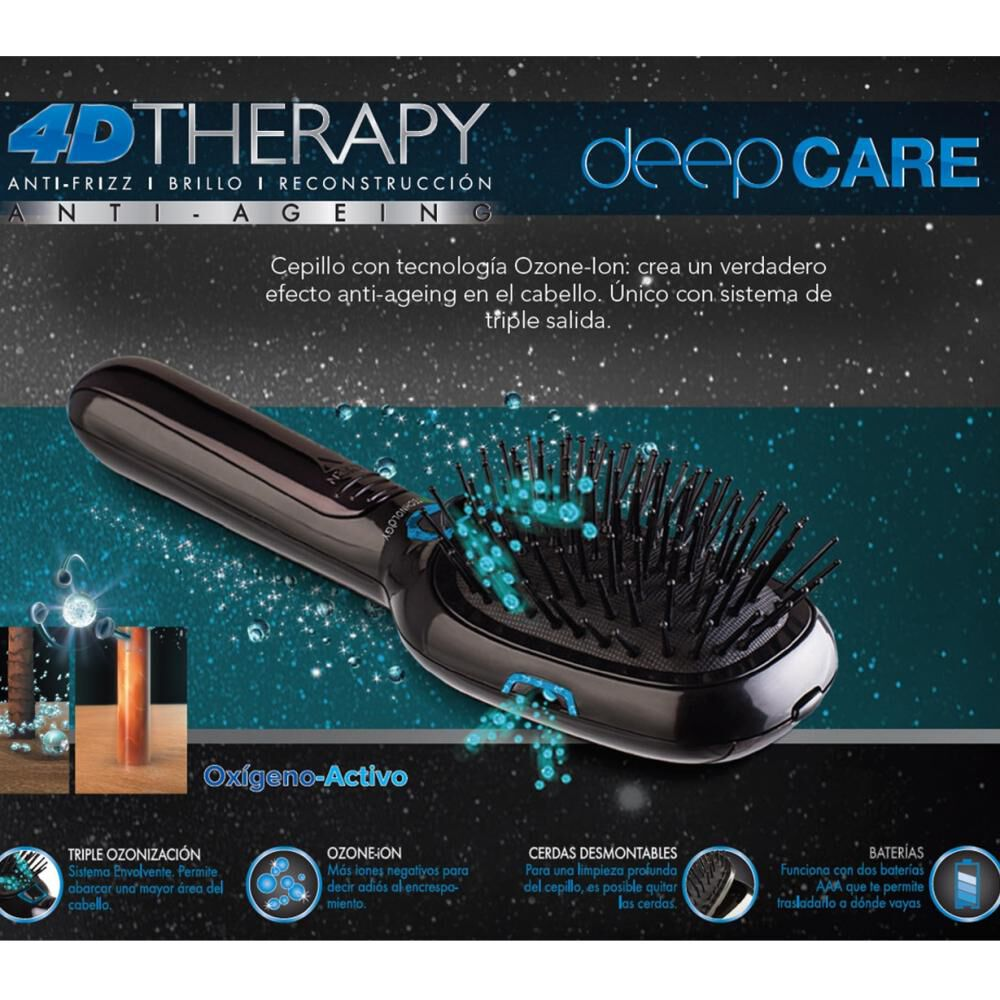Cepillo Modelador  Gama Deep Care 4d Therapy image number 4.0