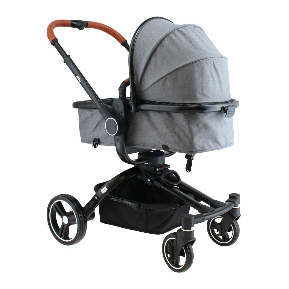 Coche Travel System Baby Way Bw-414G20 image number 4.0