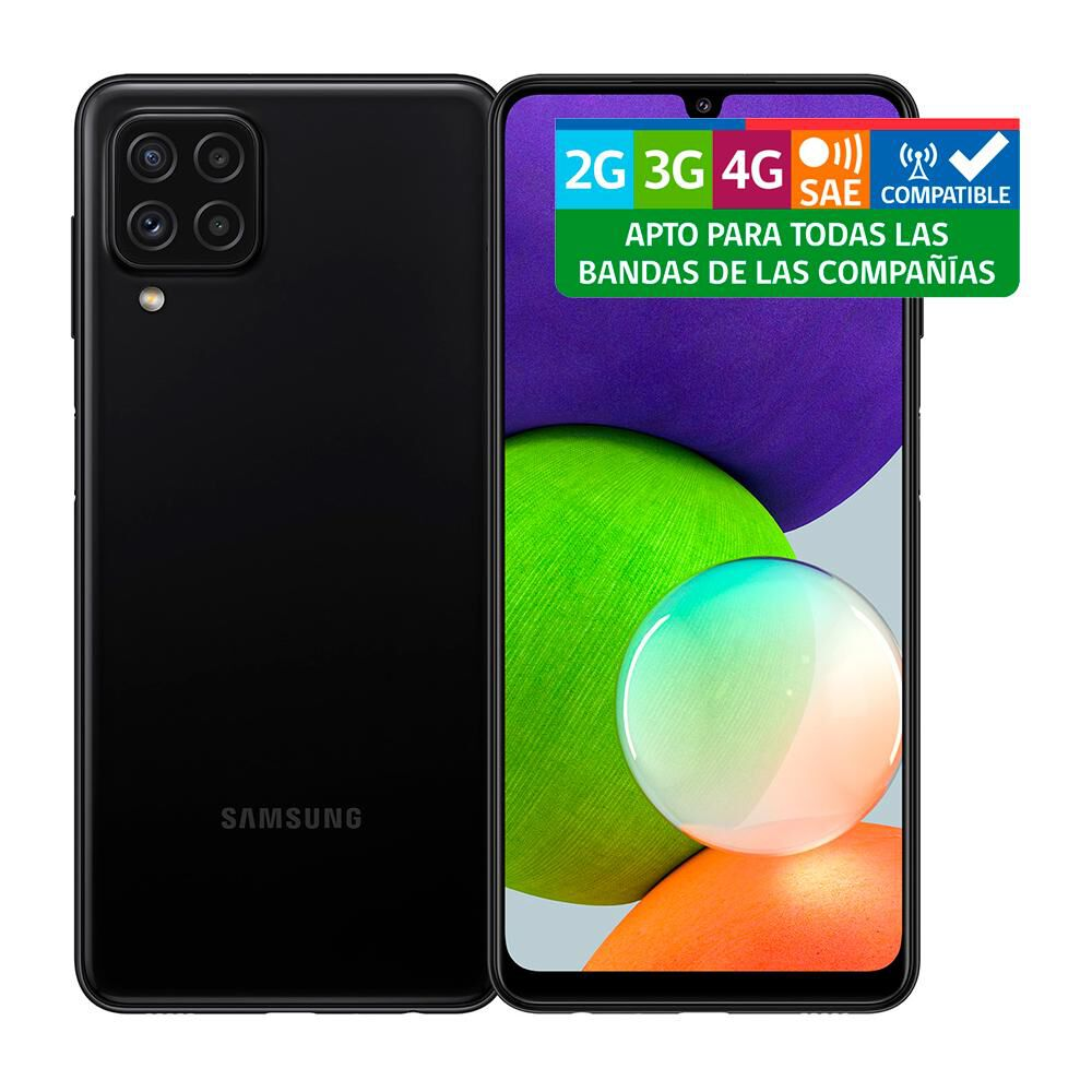 Smartphone Samsung Galaxy A22 / 128 Gb / Liberado image number 10.0