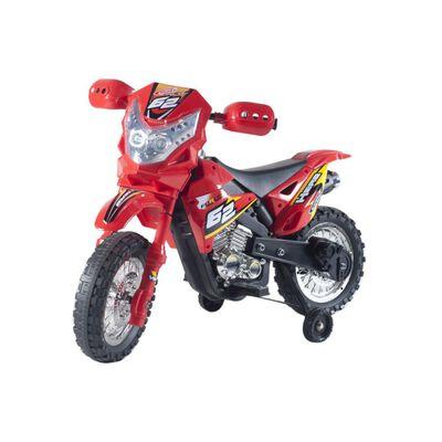 Moto A Bateria Talbot Moto Enduro 6V