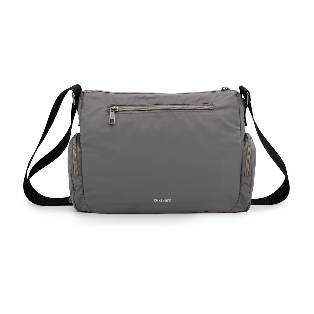 Cartera Mujer Xtreme Lucca Fw21 Negro image number 2.0