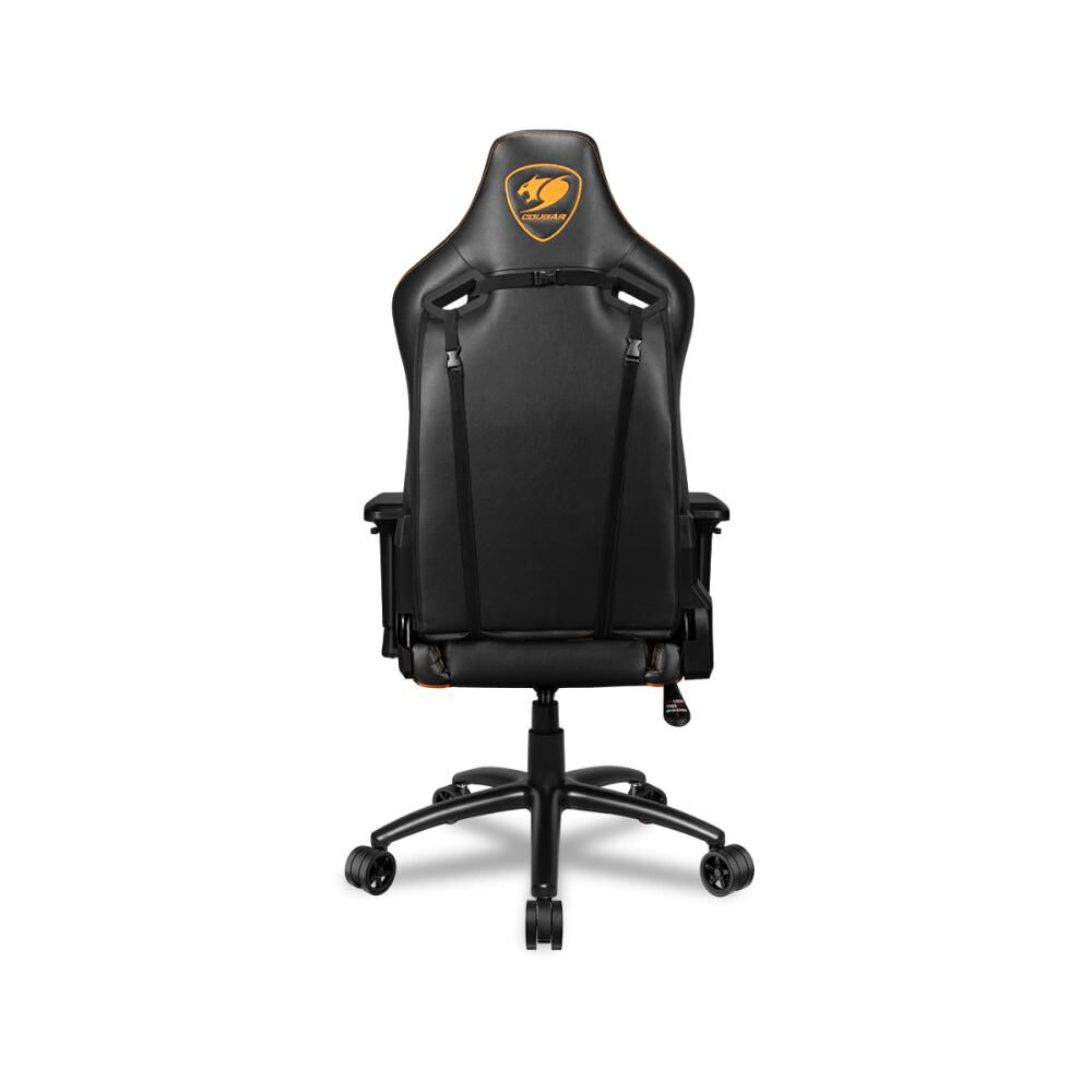 Silla Gamer Cougar Outriders Black image number 7.0