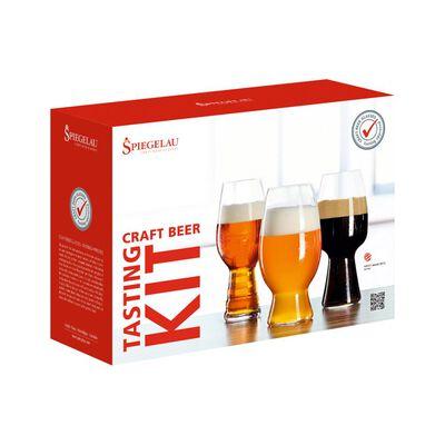 Set De Vasos Spiegelau Craft Tasting Kit / 3 Piezas