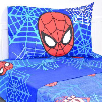 Juego De Sabanas Spiderman Masks / 1.5 Plazas