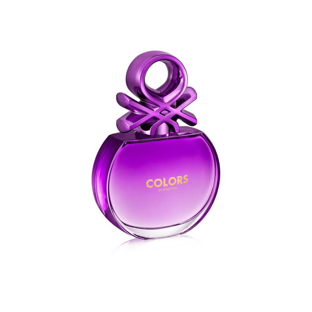Perfume Colors Purple Woman Benetton / 50 Ml / Edt image number 3.0