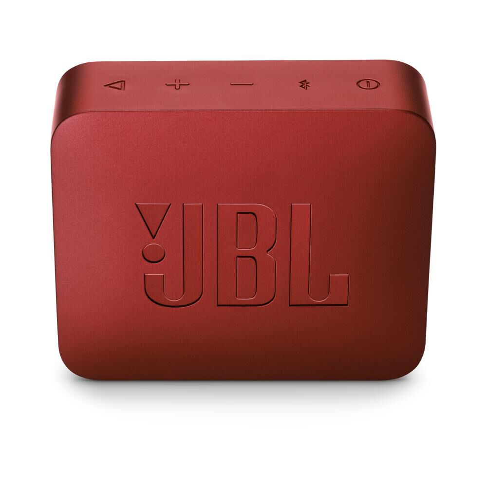 Parlante Bluetooth Jbl Go 2 Red image number 2.0