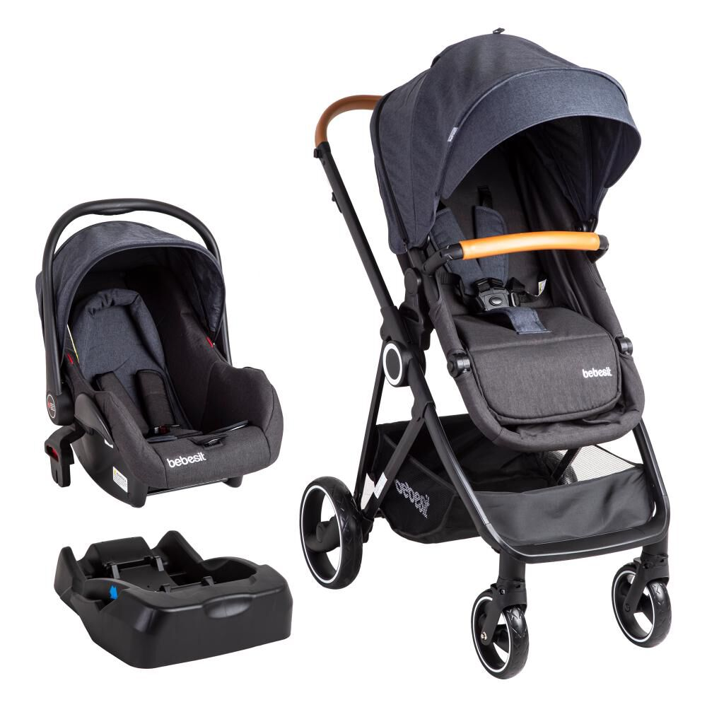 Coche Travel System Bebesit Cosmos image number 0.0