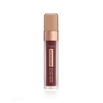 Labial L'Oreal Les Choc  / Cacao Crush