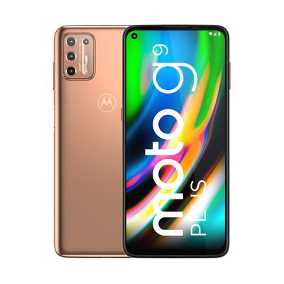 Smartphone Motorola G9 Plus Rosa / 128 Gb / Liberado