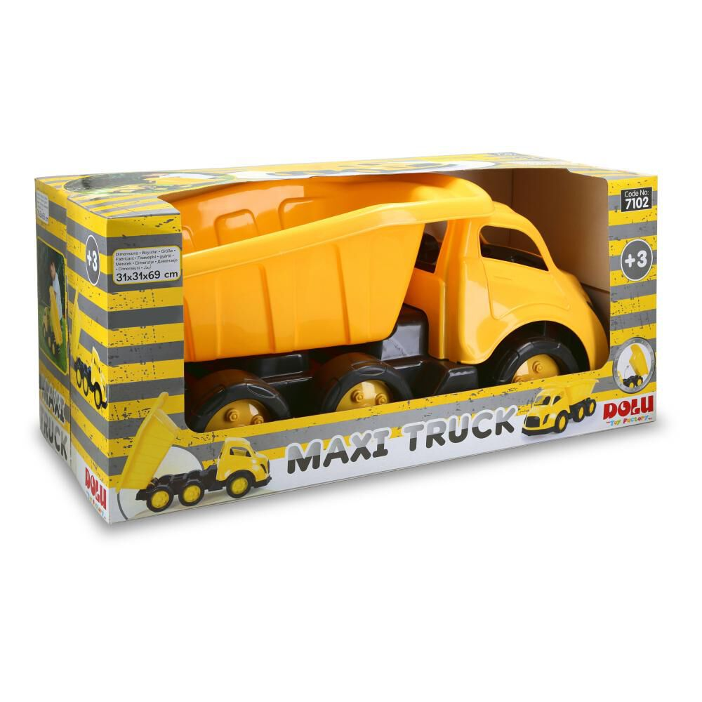 Rodados Hitoys Maxi Truck image number 0.0
