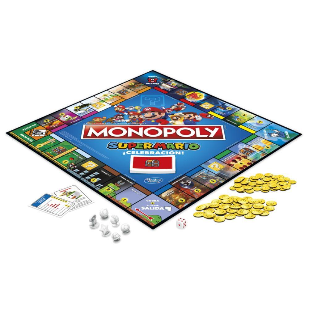Juegos Familiares Monopoly Nintendo image number 1.0