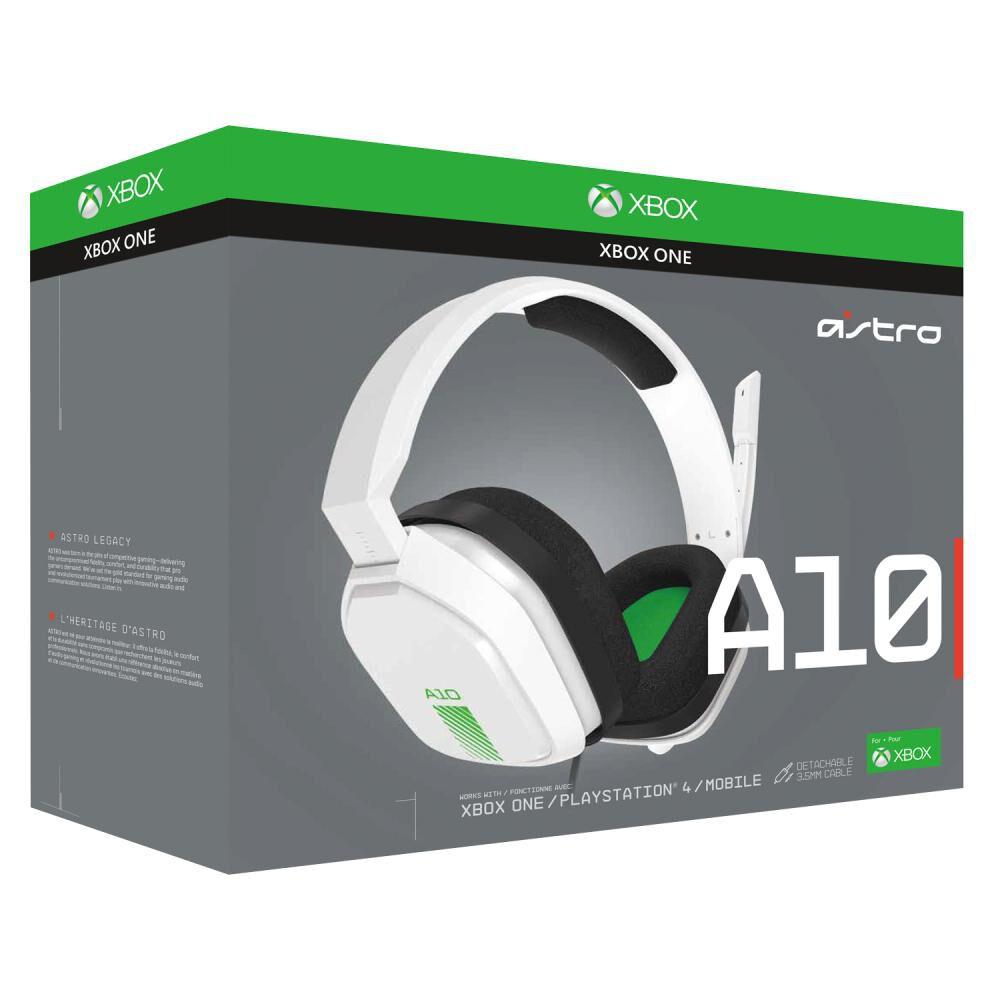 Audifonos Gamer Astro A10 image number 3.0
