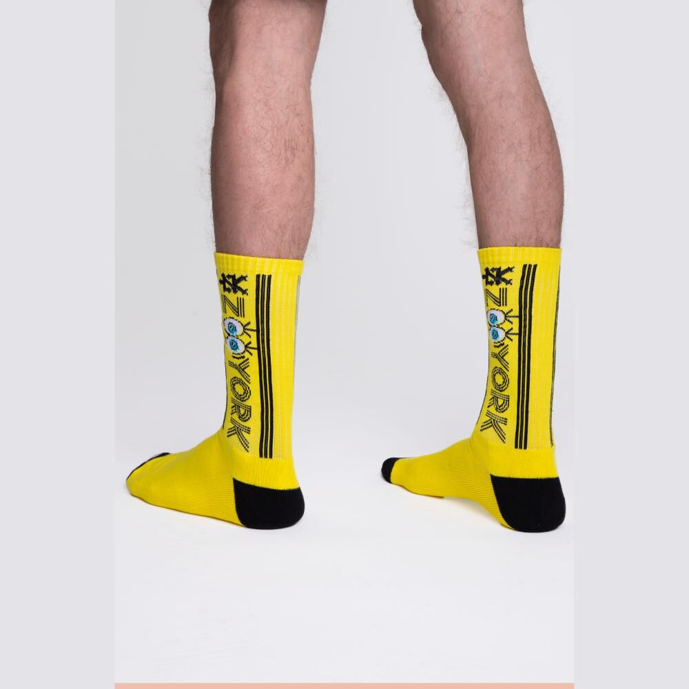 Pack Calcetines Unisex Zoo York / 2 Pares image number 3.0