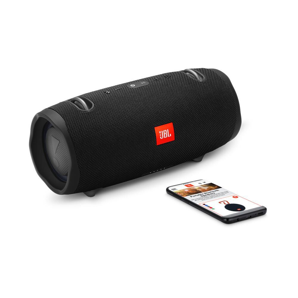 Parlante Jbl Xtreme 2 Portable Ipx image number 4.0