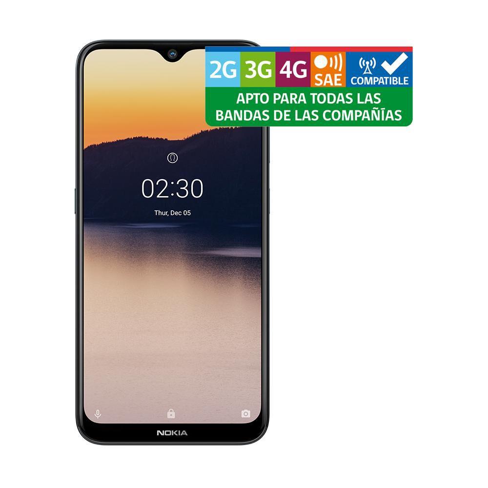 Smartphone Nokia 2.3 Gris 32 Gb / Movistar image number 4.0