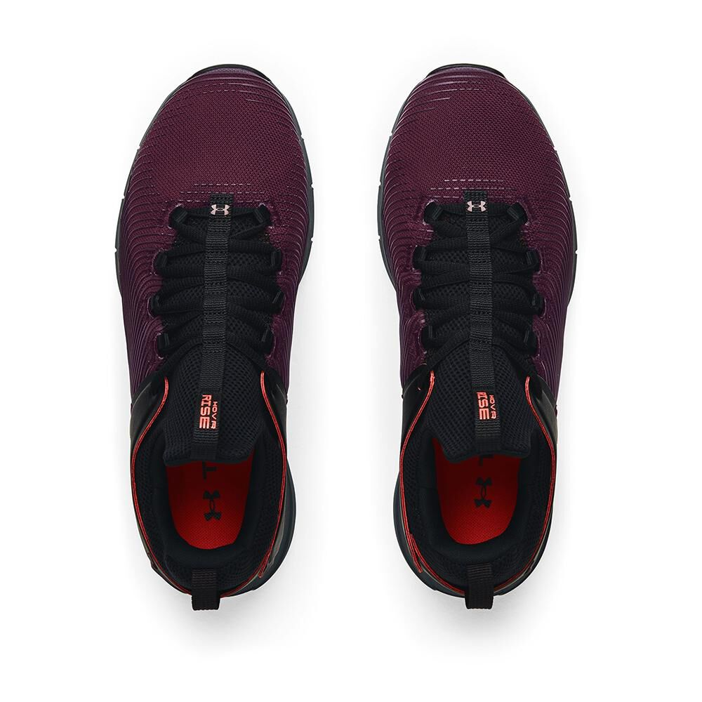 Zapatillas Running Hombre Under Armour Hvr Rise image number 3.0