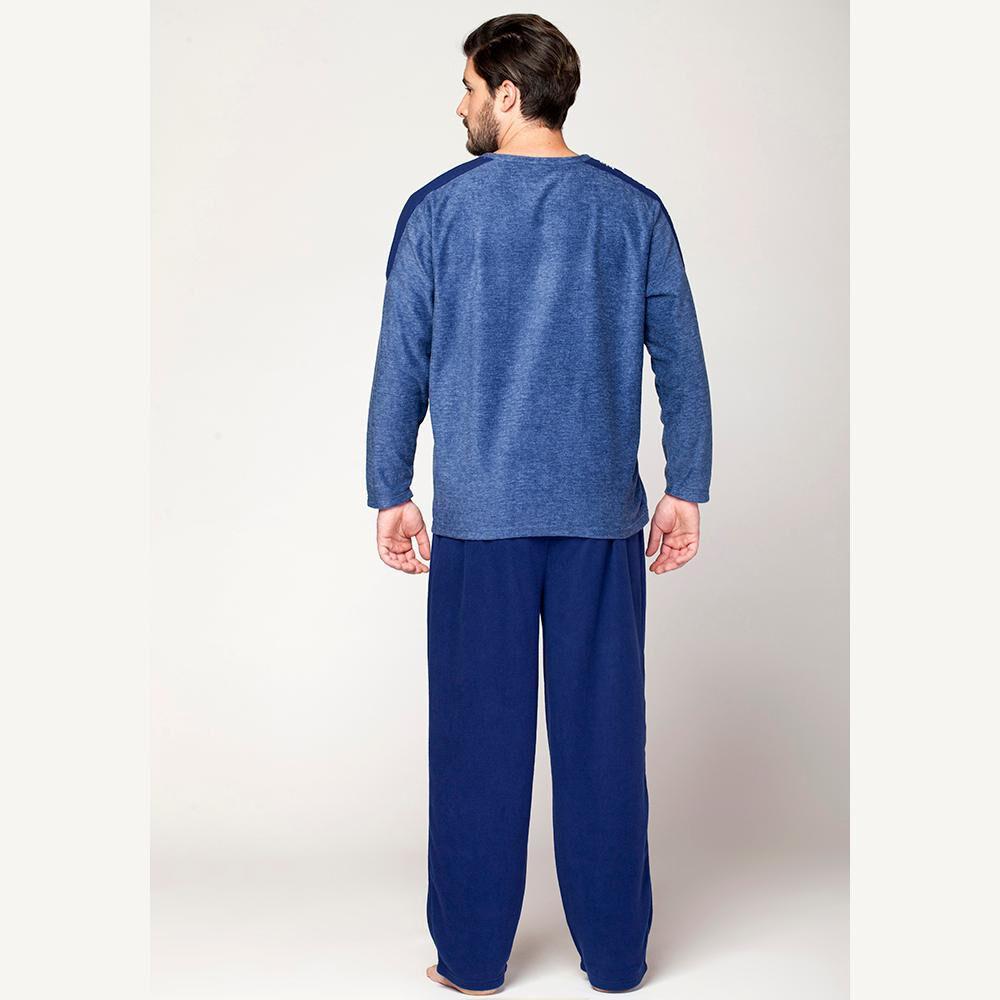 Pijama Largo Hombre Kayser / 2 Piezas image number 1.0