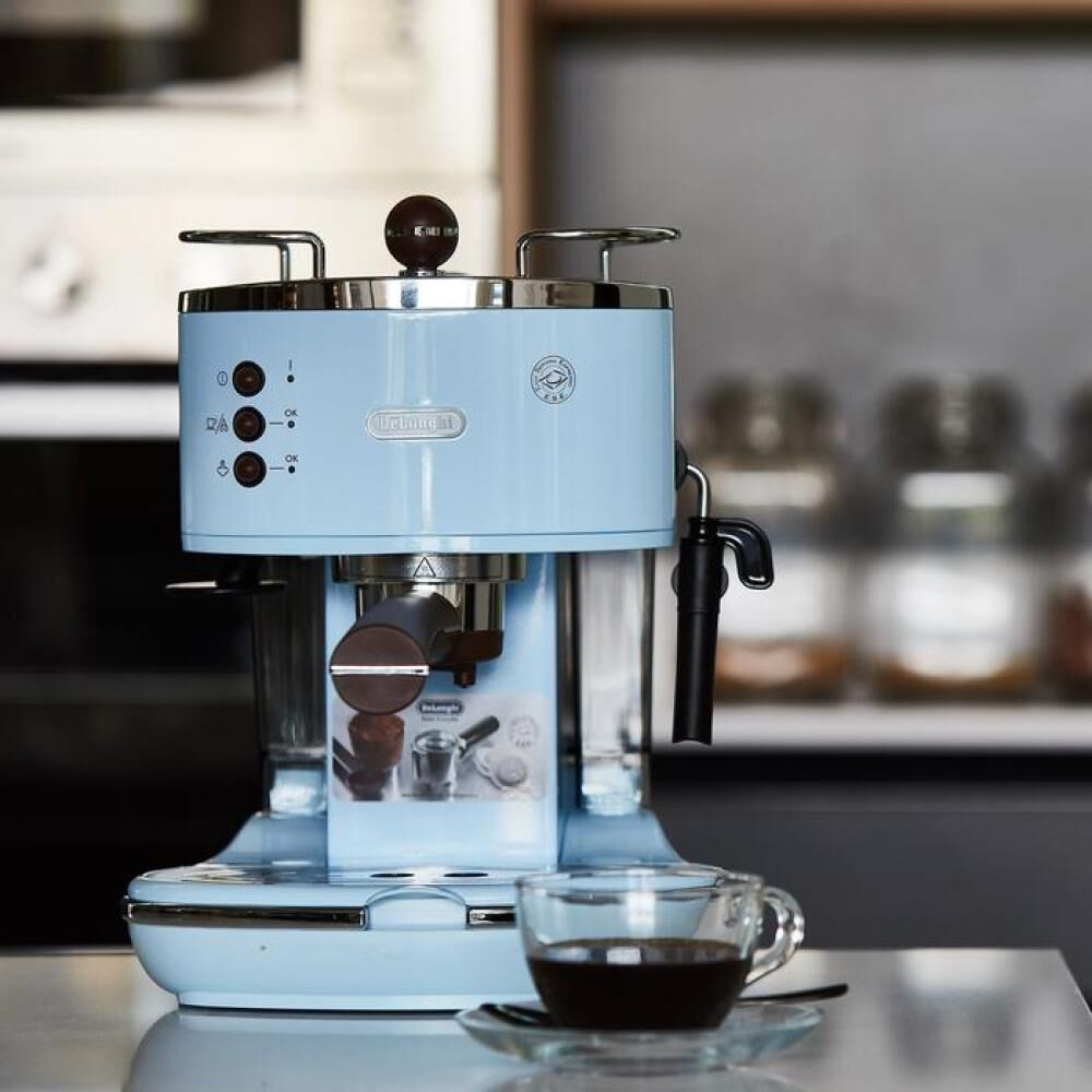 Cafetera De Longhi Vintage Azul Ecov311az / 1.4 Litros image number 5.0