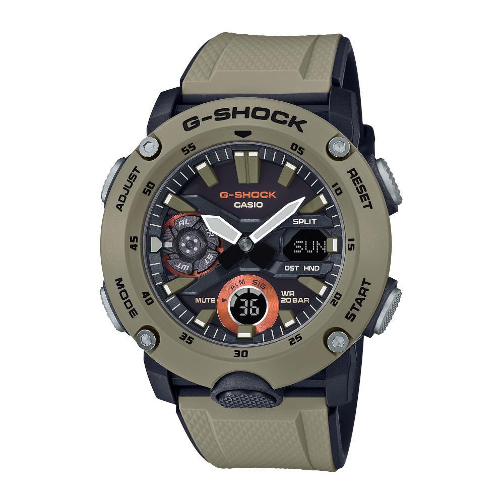 Reloj Deportivo Hombre Casio G Shock Ga-2000-5adr image number 0.0