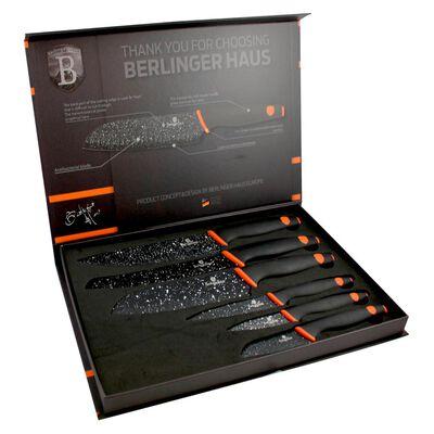 Set De Cuchillos Berlinger Haus Bh-2111 / 6 Piezas