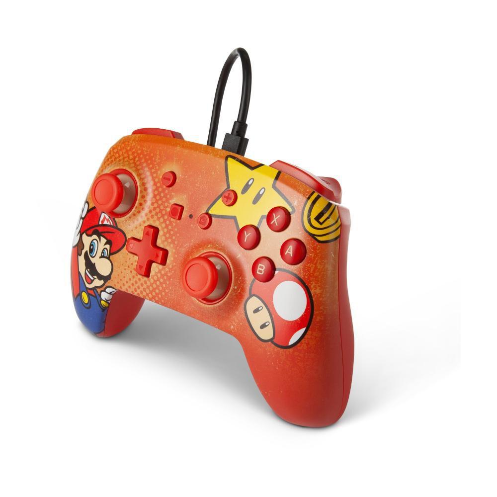 Control Nintendo Switch Nintendo Mario Vintage image number 2.0