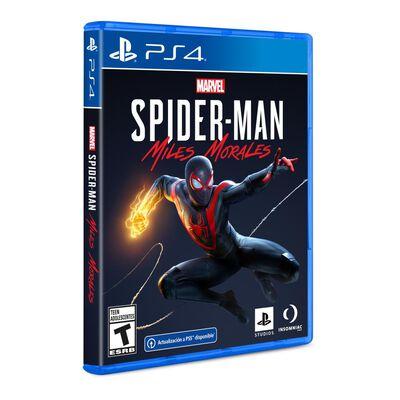 Videojuego Ps4 Spider-man Miles Morales