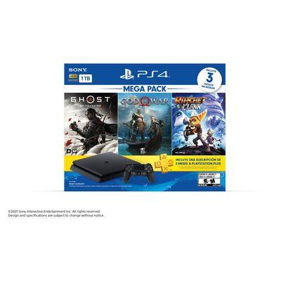 Consola Sony Play Station 4 Megapack 18