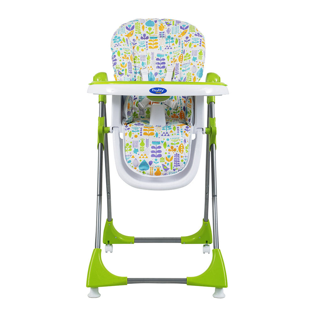 Silla De Comer Baby Way Bw-814G18 image number 2.0