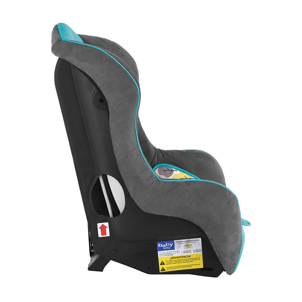 Silla Auto Baby Way Bw-744T18 image number 2.0