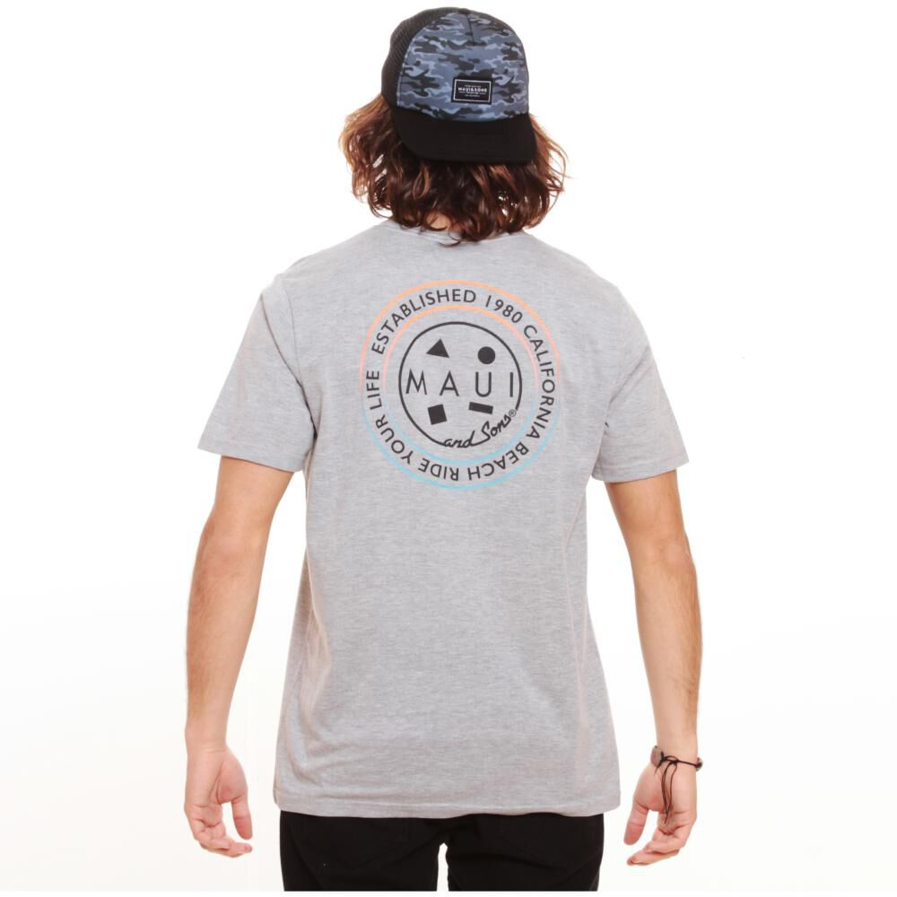 Pack Poleras  Hombre Maui and Sons image number 0.0