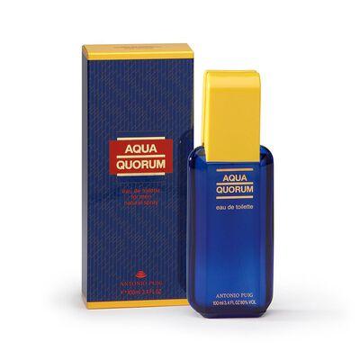 Perfume Antonio Puig Aqua Quorum Edición Limitada / 100 Ml / Edt /