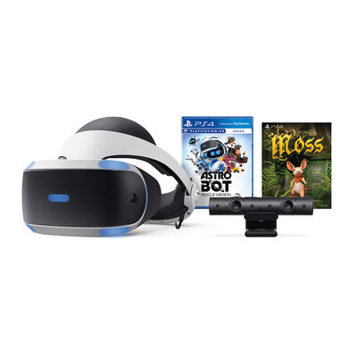 Play Station Vr + Juego Astro Bot Rescue Mission