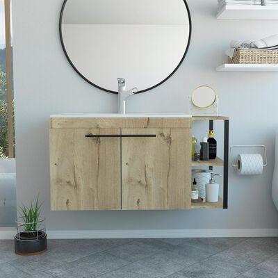Mueble De Baño Tuhome Khari/ 2 Puertas