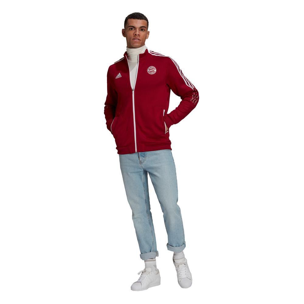 Chaqueta Deportiva Hombre Adidas Fc Bayern Anthem image number 1.0