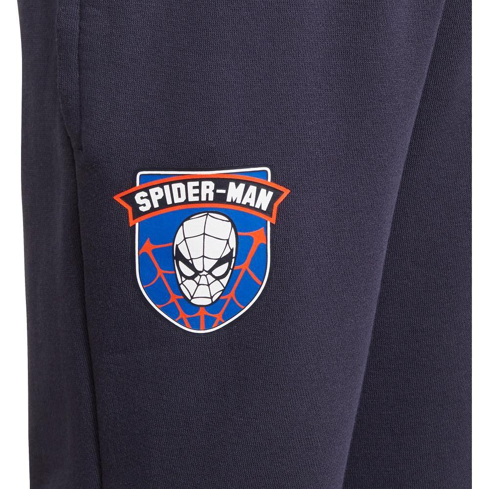 Pantalón De Buzo Niño Adidas Marvel Spider-man image number 5.0