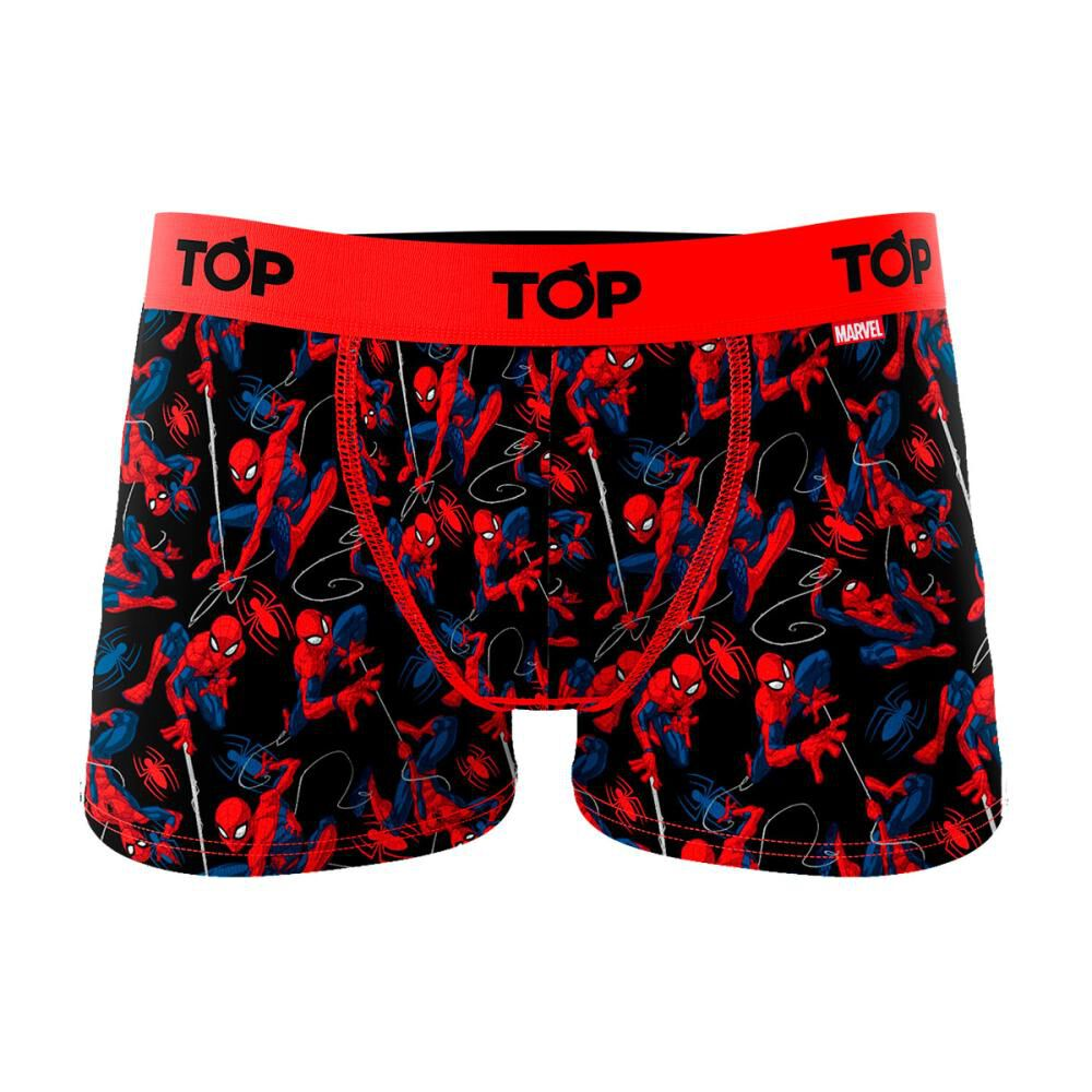 Pack Boxer Niño Top / 4 Unidades image number 1.0