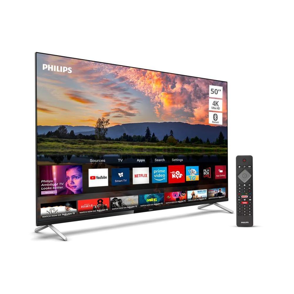 """Led Philips 50PUD7625 / 50"""" / Ultra HD 4k / Smart Tv image number 2.0"""