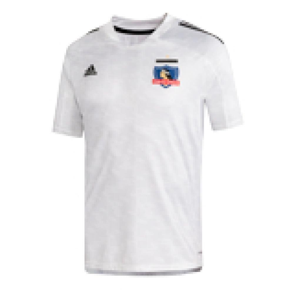 Camiseta De Fútbol Niño Adidas Colo Colo Local image number 5.0