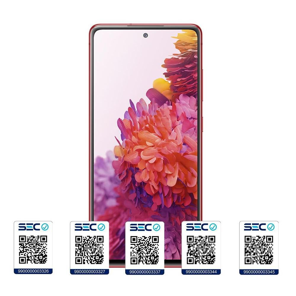Smartphone Samsung S20 Fe Cloud Red / 128 Gb / Liberado image number 8.0