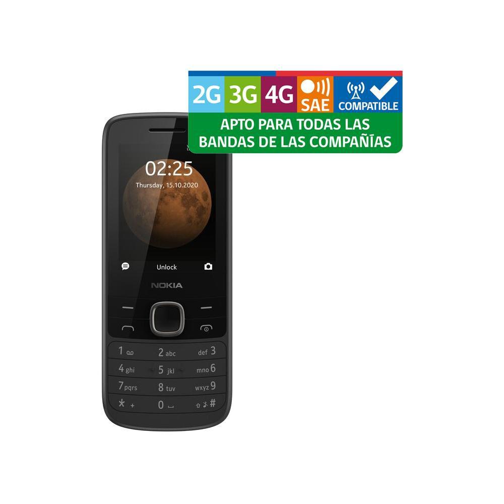 Celular Básico Nokia 225 / 4 Gb / Wom image number 3.0