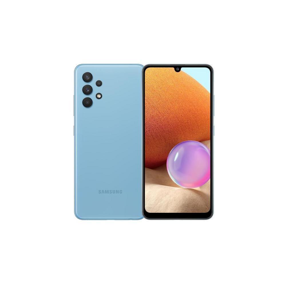 Smartphone Samsung A32 Blue / 128 Gb / Liberado image number 0.0