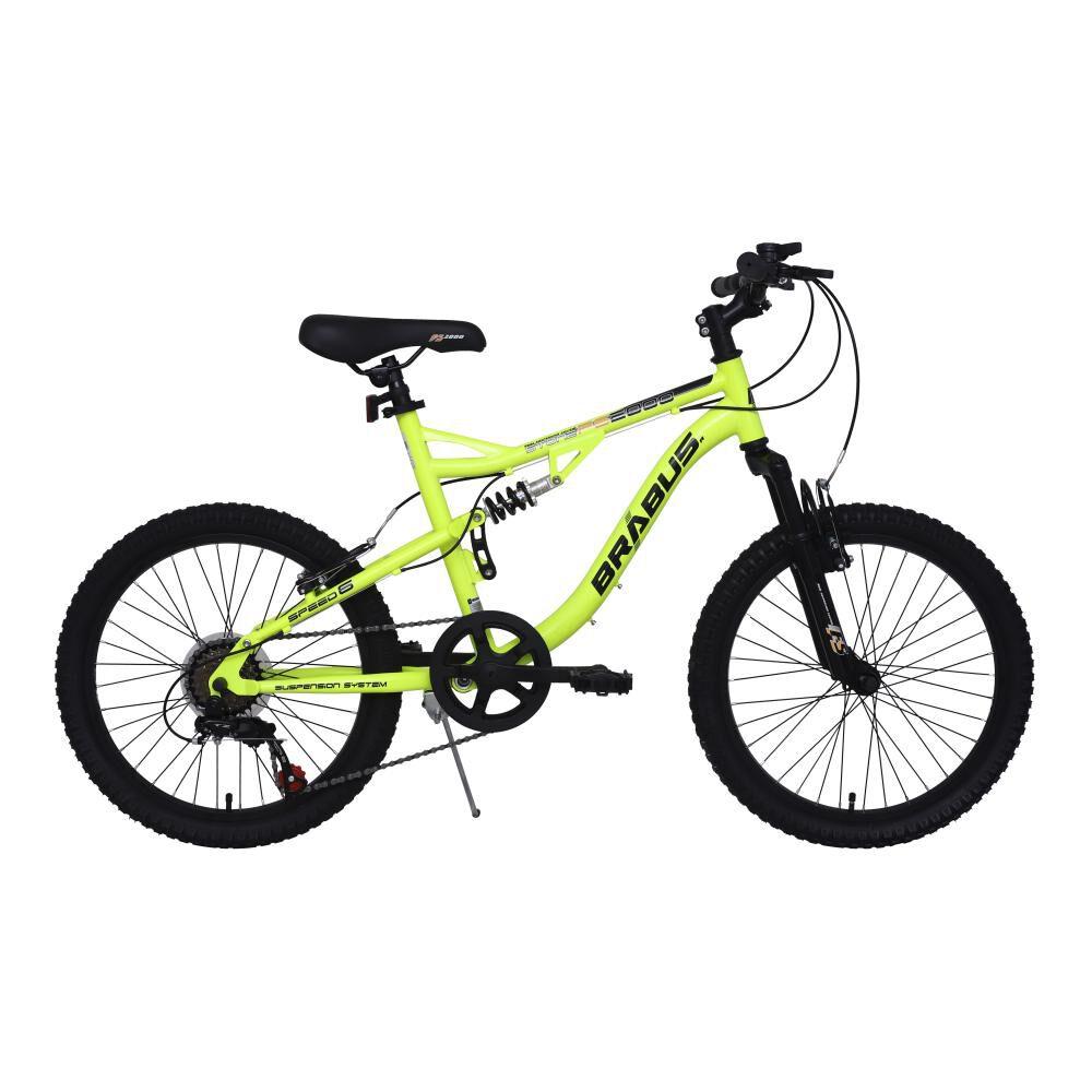 Bicicleta Infantil Brabus Stone 2000fs / Aro 20 image number 0.0