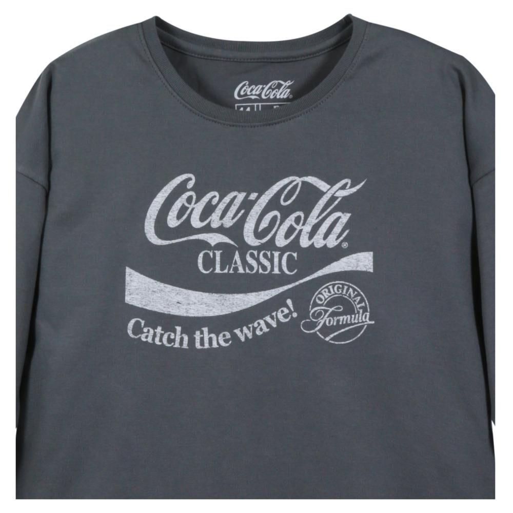 Polera Niña Teen Coca-cola image number 2.0