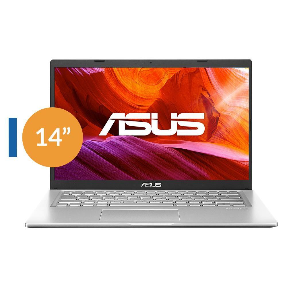 "Notebook Asus M415da-ek844t / Transparent Silver / Amd Ryzen 3 / 4 Gb Ram / Amd Radeon / 256 Gb Ssd / 14 "" image number 0.0"