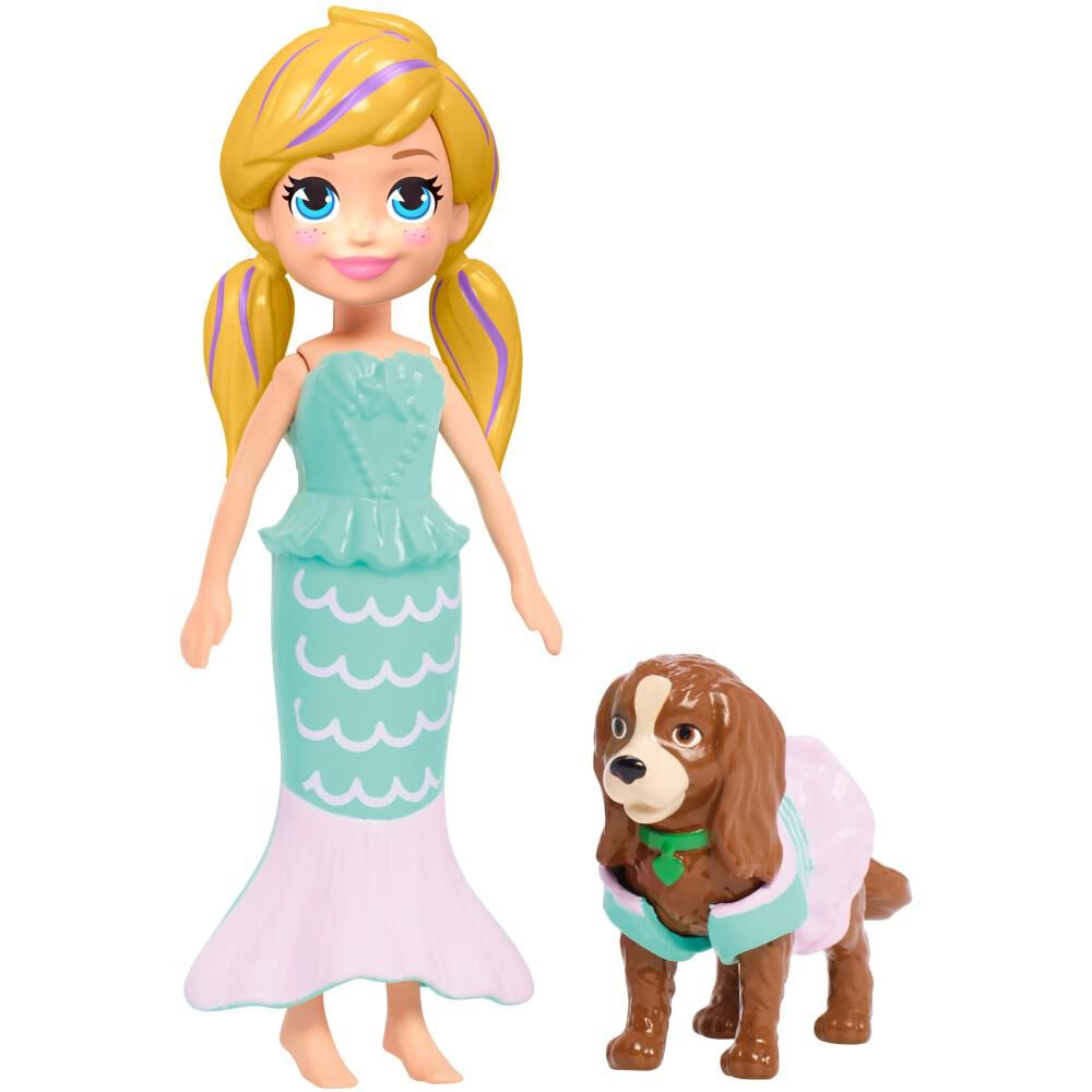 Accesorios Muñeca Polly Pocket Pack Disfraces image number 3.0
