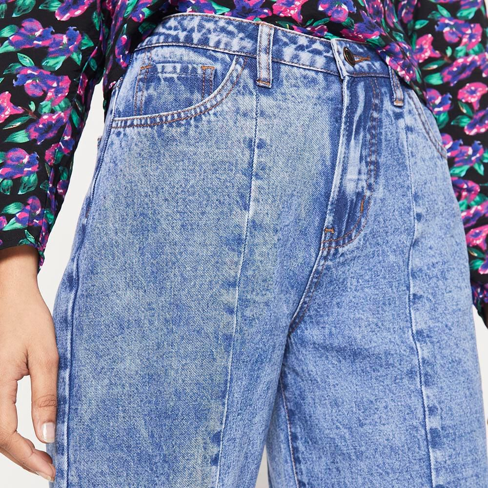Jeans   Mujer Rolly Go image number 4.0