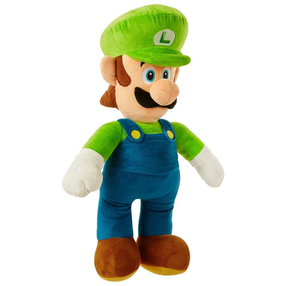Peluche Nintendo Jumbo Luigi Basico image number 3.0