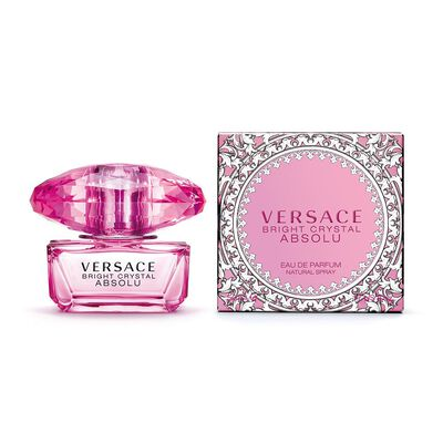 Perfume Versace Bright Crystal Absolu Edición Limitada / 50Ml / Edp