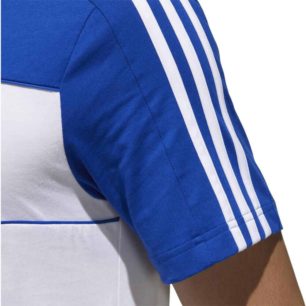 Polera Hombre Adidas Essentials Tape image number 7.0